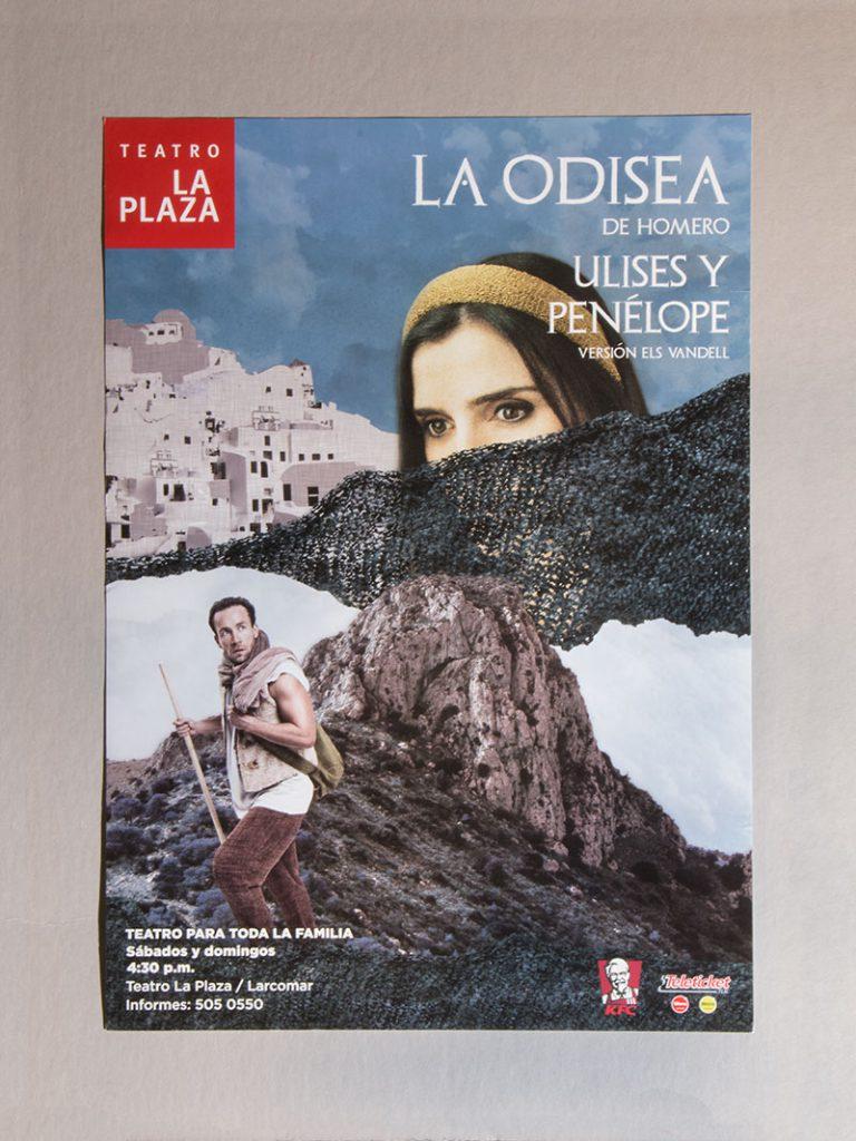 Ulises y Penelope poster