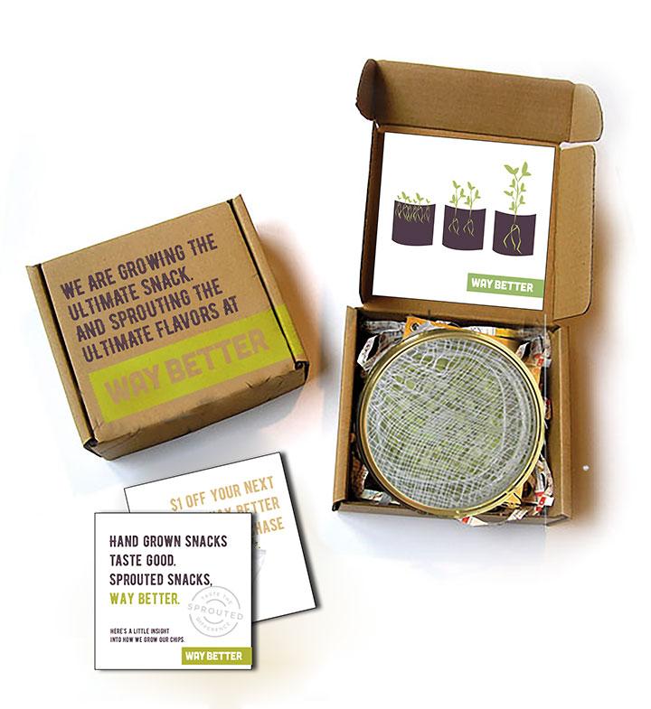 Way Better jar garden box