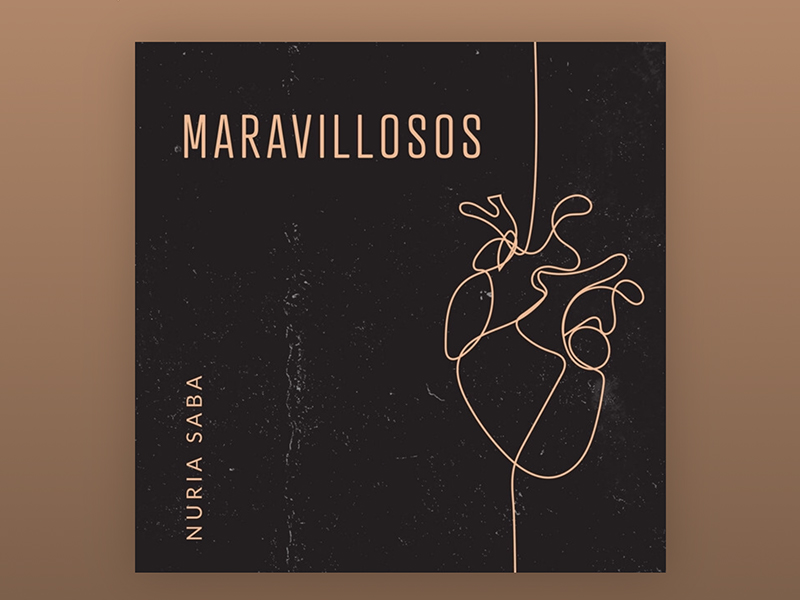 Spotify screenshot of the Maravillosos cover